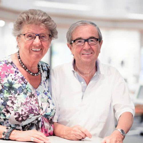 Marie Luise und Rolf Kelb